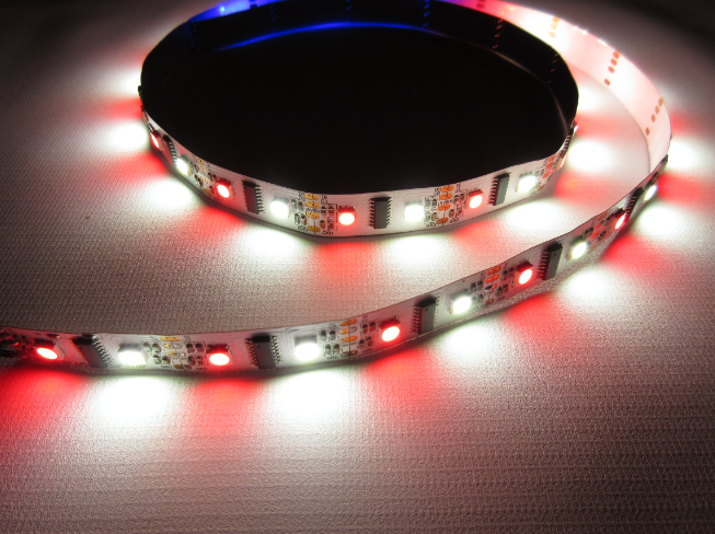 rgbw led strip