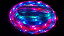 30leds apa104 led strip rgb 5050