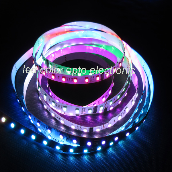 12v 5050 512 signal rgb dmx led strip