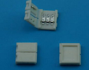3pin led strip connector For WS2812B APA104